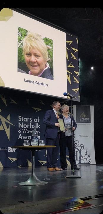 Lou-EDP-award